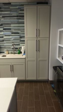 Commercial cabinets in Raleigh