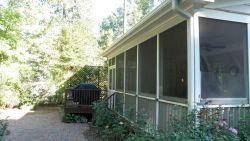 Porch expansion