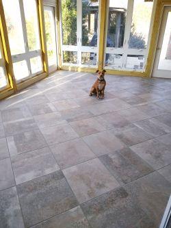 Everyone appreciates this beautiful new porch by RWS