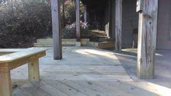 Deck repairs Raleigh