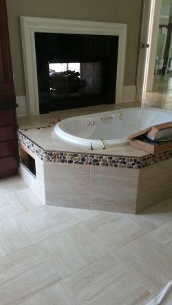 Master bath remodel Wake Forest