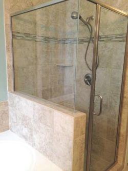 Shower update Wake Forest