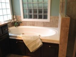 Tub tile Wake Forest